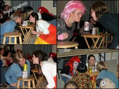 Rigg Life: Halloween Party Minute to Win it Games - I checked these out, and they do look like a crazy silly time, but not for young kids (they don't have the skills!).