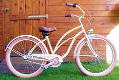 Rower cruiser Lily  #bike #cruiser #beachbike #beachcruiser #royalbi #rower #miejski www.RoyalBi.pl