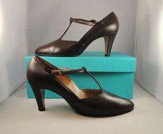 Vintage High Heel Shoes 60s 70s Mad Men by 2sweet4wordsVintage, $49.99