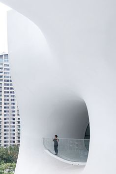 Toyo Ito | National Taichung Theater Taichung City Taiwan