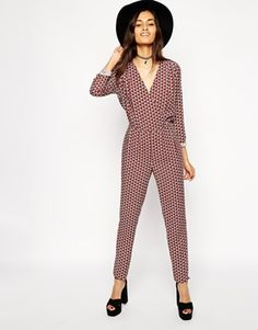 831f30345ad WHITE boiler jumpsuit in 2019 Shopping List ASOS Jumpsuit Shopping