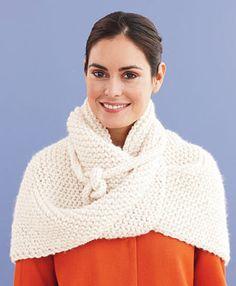 Grande Wrap #Knit #MichaelsStores