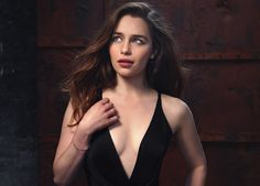 Emilia Clarke - John Russo Photoshoot 2015 for 'Terminator Genisys'