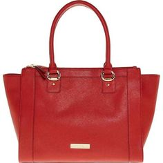 "Liz Claiborne Windsor Tote Leave nothing behind including your sophisticated style with our roomy Liz Claiborne Windsor tote bag. Tubular handles, 8½"" drop top zipper closure synthetic; polyester lining 5 interior pockets.             11½(H) x 14(W) x 6½""(D) imported Liz Claiborne Bags Totes"