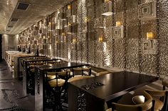 Palmilla Mexican Restaurant at Hermosa Beach in California by G+ Design