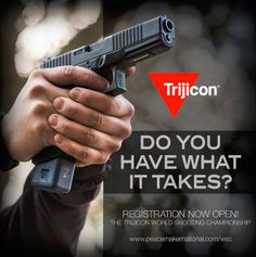 Interested in competing in a firearms competition that will challenge you in every discipline? Interested in challenging yourself against some of the top names in the industry? Interested in $100K+ in match cash and $200K+ in prize table awards?   Then the Trijicon World Shooting Championship is for you! Registration is now open to everyone! It all goes down this September 10-13 at Peacemaker National Training Center in West Virginia.