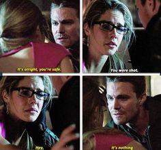 *SIGH* #Olicity #Arrow