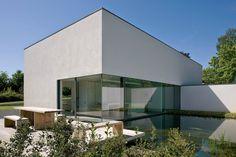 simplicity love: Les Heures Claires, Belgium | Atelier d'Architecture Bruno Erpicum & Partners