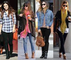 rachel bilson street style casual outfits
