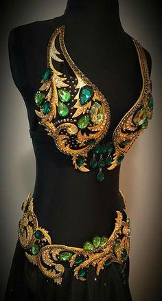 Gorgeous emeralds