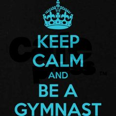 I love being a gymnast I love the flips and handsprings every thing gymnastics is my only pride after school ...not really lol but I love it so much can't live without it follow if u love it