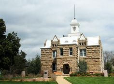 Have you ever been to Tishomingo, Oklahoma? What about a trip to the Chickasaw National Capitol Building?