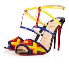 d277cc26f9bf Shoes - Tipika - Christian Louboutin Strappy Sandals Heels