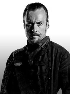 STARZ - Black Sails - A STARZ Original Series - Captain Flint played by Toby Stephens