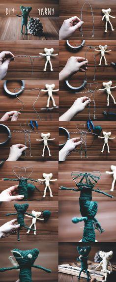 DIY Yarny - Unravel