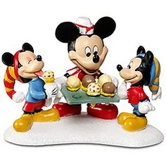 RESERVED FOR BECHLERLANDSCAPE / 1930\'s rare mickey mouse figurine ...