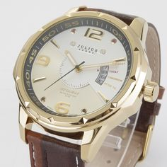 24.99$  Watch now - http://aliime.shopchina.info/go.php?t=32701202397 - Watches Men Luxury Brand Julius Fashion  Men's Quartz Hour Analog Display Clock Sports Watch Male Army Military Wrist Watch  #buychinaproducts
