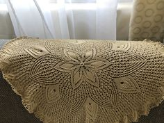 Needle Needle Lace, Blanket, Crochet, Bed, Stream Bed, Ganchillo, Blankets, Beds, Cover