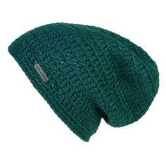 f928a2450f0 Mens Slouchy Beanie – The Beeskie  Emerald