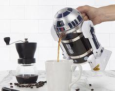 R2-D2 es la mejor cafetera de la galaxia   No Puedo Creer