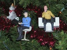 Star Trek Ornaments