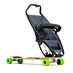 Lieblich Cruise The Urban Jungle With The Quinny Longboard Stroller