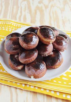 Creme Brûlée Donuts