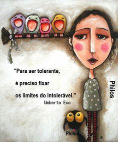 Tolerância #portugues