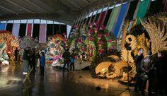 Grupo Mascarada Carnaval: Carreras, muchas horas sin dormir y demasiado estr...