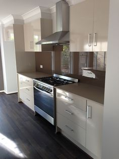 Kitchen in our 'Diamond Lily' Home