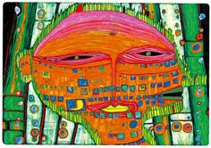 Hundertwasser ART | Friedensreich Hundertwasser Paintings 35.jpg
