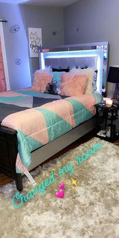 Chic teen girl bedrooms tips for one homely teen girl room decor, pin suggestion 8594500599 Cute Girls Bedrooms, Bedroom Decor For Teen Girls, Room Ideas Bedroom, Teen Room Decor, Small Room Bedroom, Childrens Bedroom, Zebra Bedrooms, Small Teen Room, Girl Bathroom Decor