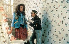louise and richie in teen witch