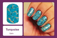 Keep calm and turquoise on! A fun teal wrap is the perfect pop of color you need this fall.  #jamberry #turquoisejn