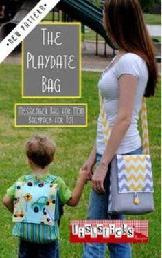 The Playdate Bag Pattern