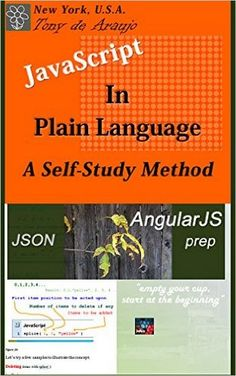 a modern introduction to javascript json and angular with plenty of exercises this easy and simple book has been written for those with a genuine desire