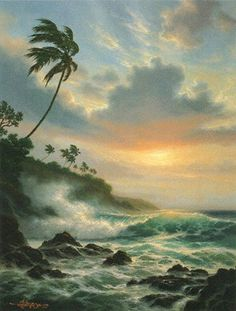 "Roy Tabora ""Tropical Splendor """