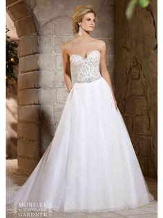 Mori Lee Wedding Dress Style 2775   House of Brides