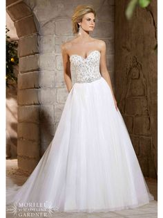 Mori Lee Wedding Dress Style 2775 | House of Brides