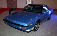 #Subaru XT