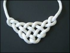 "Fusion Knots -- a gallery of ornamental knots with instructions! (Click ""index"" to go back to the gallery)"