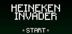 Heineken coloca Space Invaders no Facebook - Adnews - Movido pela Notícia