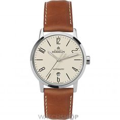 Looking for men's watches? We stock a huge range of designer watches for gents, from famous brands such as Tissot, Citizen, DKNY and more. Buy online for free next day delivery on all mens watches. Gents Watches, Watches For Men, Bracelet Cuir, Unisex, Michel, Watches Online, Automatic Watch, Watch Brands, Bracelets