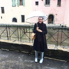 A rainy day in Annecy but ate a good Tartichvrehellip