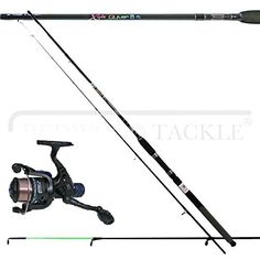 Line Combo Lineaeffe 3PC Boat Rod And Reel