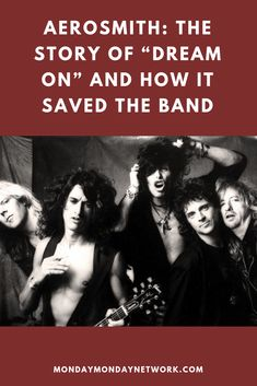 Forty years later the power ballad still reigns supreme as it crosses the superficial boundaries of race, age, and gender. Rock And Roll Artists, Monday Monday, Rock N Roll Music, Live Rock, Types Of Music, Aerosmith, Music Industry, This Man, Rescue Dogs