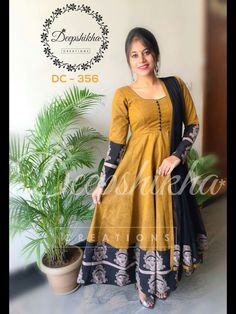 DC 356 For queries kindly whatsapp : 9059683293 Salwar Designs, Kurti Neck Designs, Kurta Designs Women, Dress Neck Designs, Kurti Designs Party Wear, Blouse Designs, Blouse Patterns, Designer Anarkali Dresses, Designer Dresses