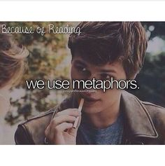"""""""It's a metaphor, you see: you put the killing thing in between your teeth, but you don't give it the power to do the killing."""""""