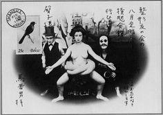 les films libèrent la tête: Shuji Terayama : cartes postales 1976