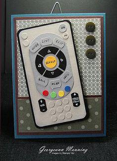 tarjeta de control remoto